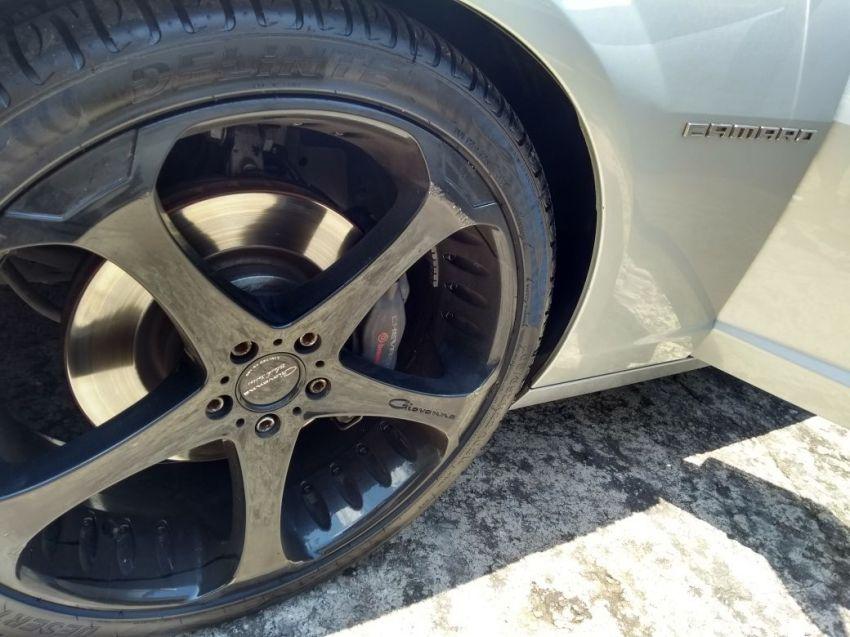 Chevrolet Camaro 6.2 2SS (Aut) - Foto #7
