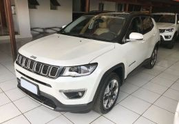 Jeep Compass Limited AT6 2.0 16V Flex