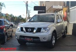 Nissan Frontier SE 4X2 Cabine Dupla 2.5 Turbo Eletronic