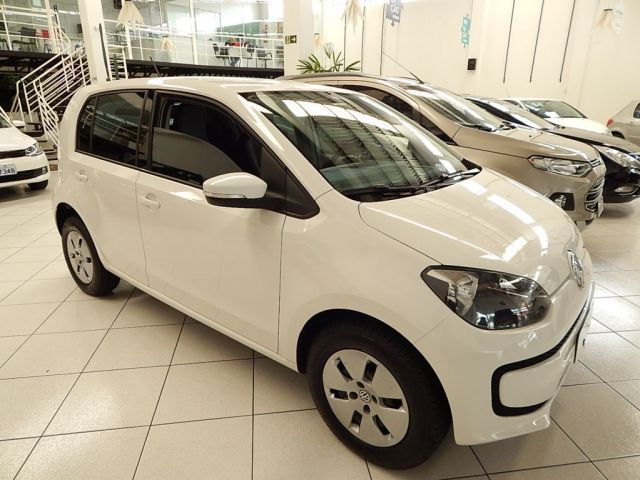 Volkswagen up! Move 1.0l MPI Total Flex - Foto #3