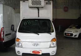 Hyundai HR HD Longo 4X2 com Caçamba 2.5 Turbo Intercooler 8V