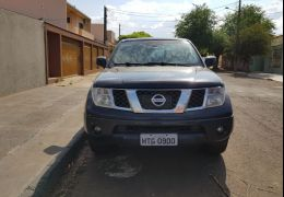Nissan Frontier SEL 4x4 2.5 16V (cab. dupla)