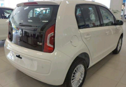Volkswagen Up! 1.0 12v TSI E-Flex High Up!