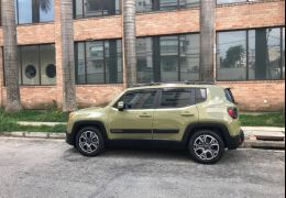 Jeep Renegade Longitude 1.8 E.torQ (Flex) (Aut)