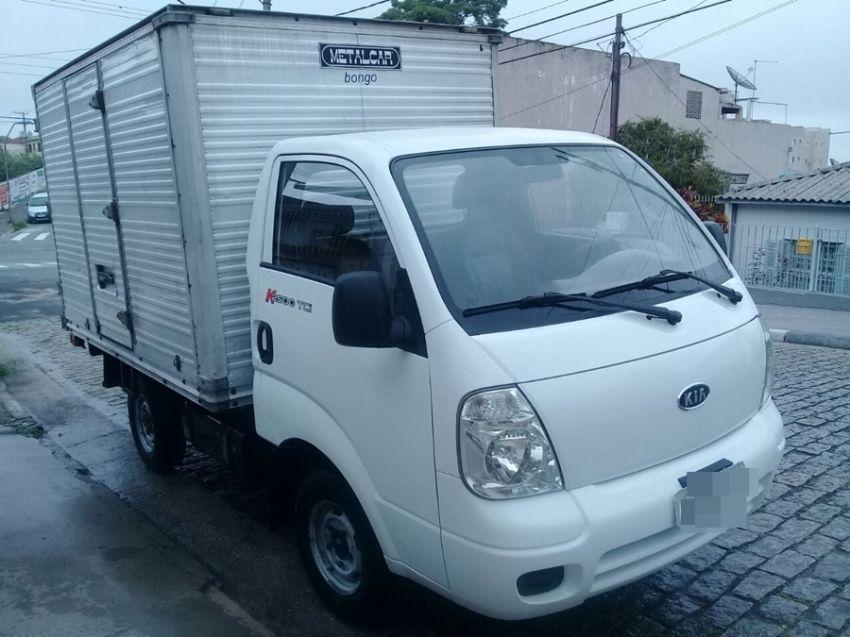 KIA Bongo K-2500 STD 4x2 RD (cab. simples) 2008/2009 ...