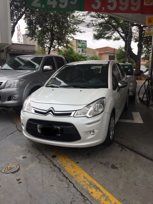 Citroën C3 Origine 1.5 8V (Flex) - Foto #1