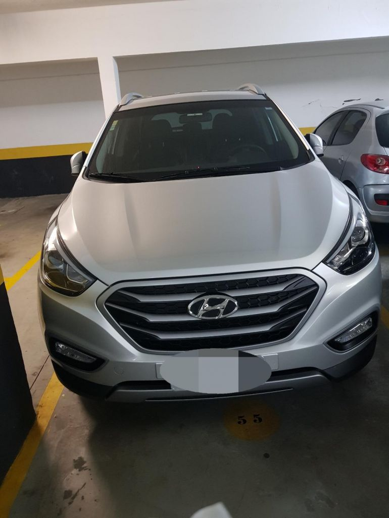 Hyundai ix35 2.0 GL (Flex) (Aut) - Foto #1