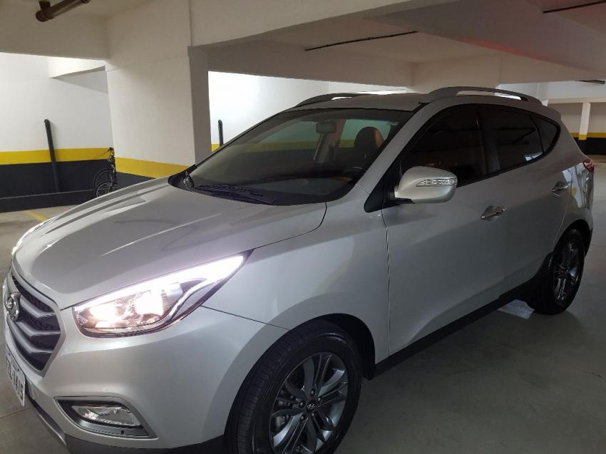 Hyundai ix35 2.0 GL (Flex) (Aut) - Foto #4