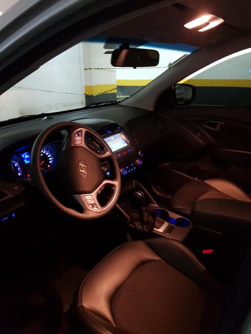 Hyundai ix35 2.0 GL (Flex) (Aut) - Foto #5