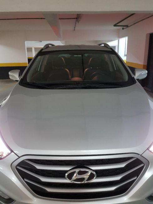 Hyundai ix35 2.0 GL (Flex) (Aut) - Foto #2