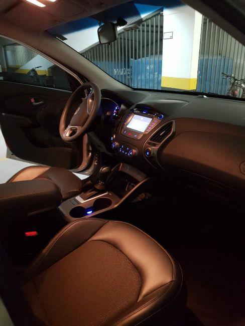 Hyundai ix35 2.0 GL (Flex) (Aut) - Foto #3