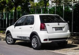 Fiat Palio Fire Way 1.0 (Flex)
