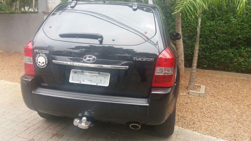 Hyundai Tucson GL 2.0 16V (aut) - Foto #3