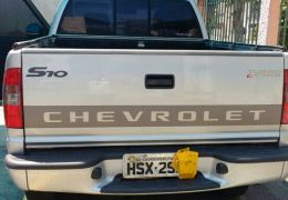Chevrolet S10 Colina 4x2 2.8 Turbo Electronic (Cab Simples)