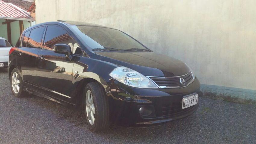 Nissan Tiida SL 1.8 (flex) (aut) - Foto #5