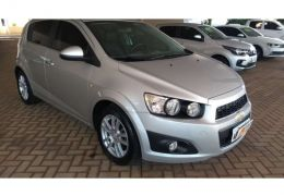 Chevrolet Sonic Hatch LTZ (Aut)