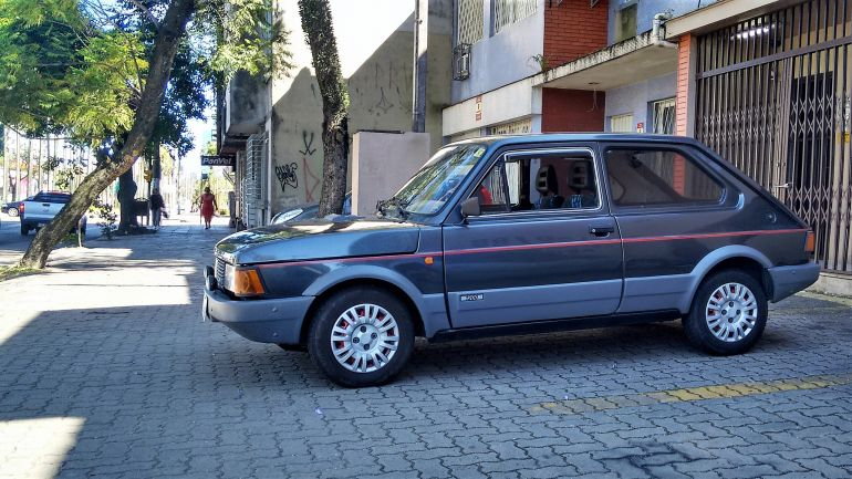 Fiat 147 C 1.050 - Foto #1