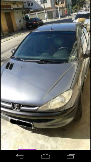 Peugeot 206 Hatch. Sensation 1.0 16V - Foto #2