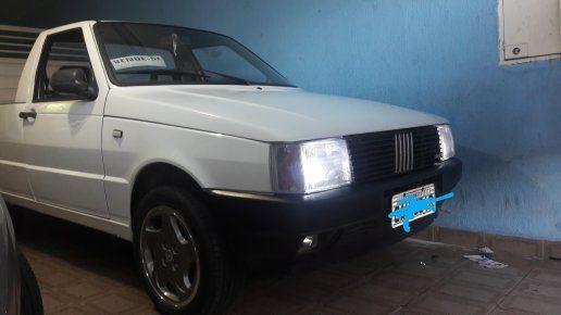 Fiat Fiorino Pick Up 1.5 (Cab Simples) - Foto #1