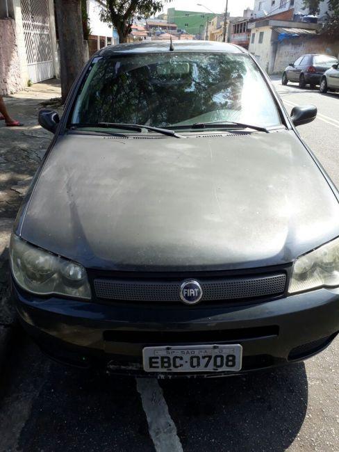 Fiat Siena EL 1.0 8V (Flex) - Foto #8
