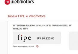 Mitsubishi Pajero GLS 4x4 2.8 Turbo