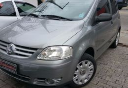 Volkswagen Fox Plus 1.6 Mi 8V Total Flex