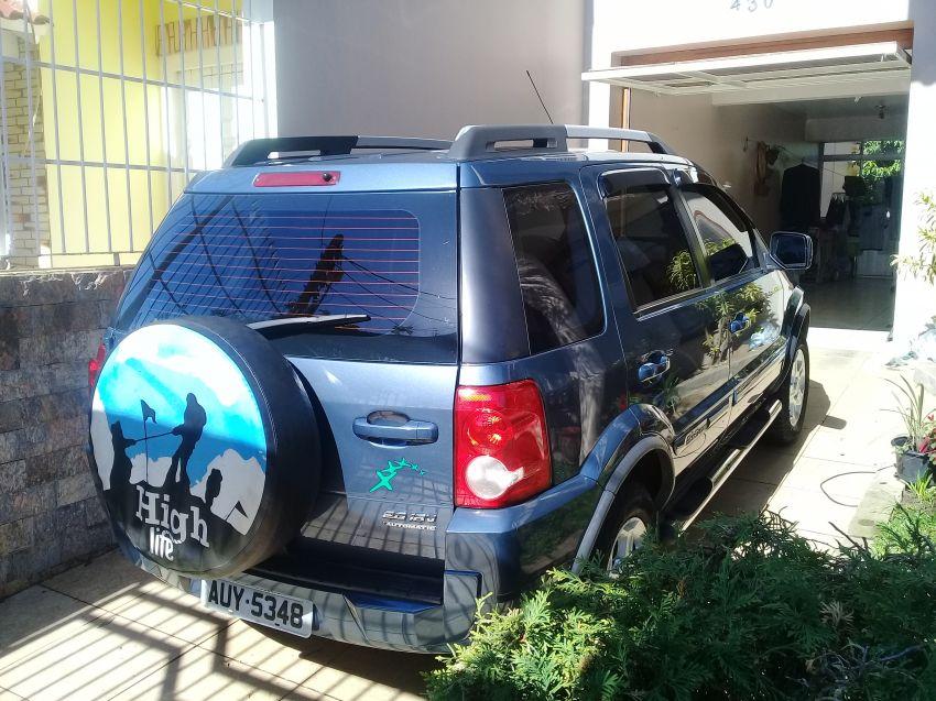 Ford Ecosport Freestyle 2.0 16V (Flex) 4WD - Foto #4