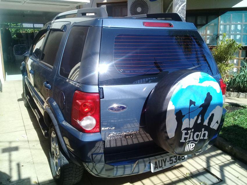 Ford Ecosport Freestyle 2.0 16V (Flex) 4WD - Foto #9