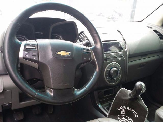 Chevrolet S10 LTZ 4X2 Cabine Dupla 2.4  Flexpower - Foto #6