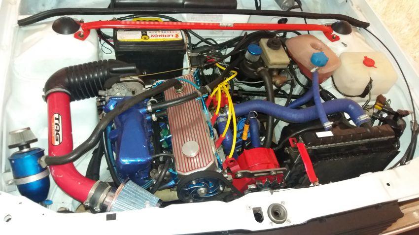 Volkswagen Gol GTI 2.0 MI - Foto #9