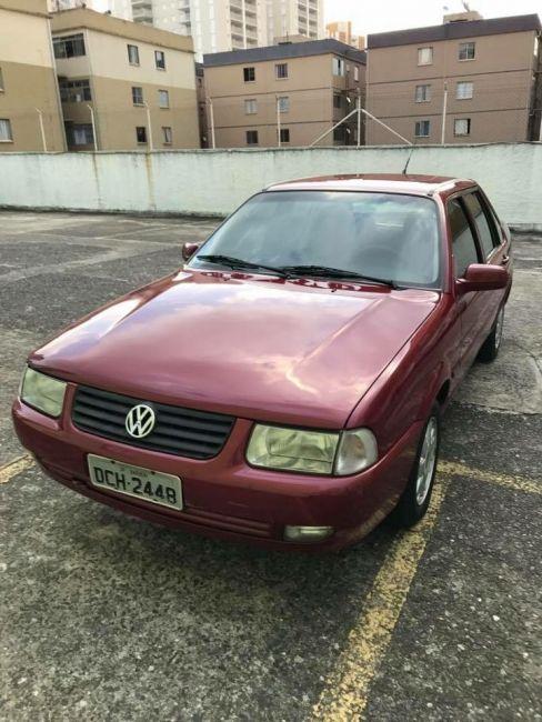Volkswagen Santana 2.0 MI - Foto #3
