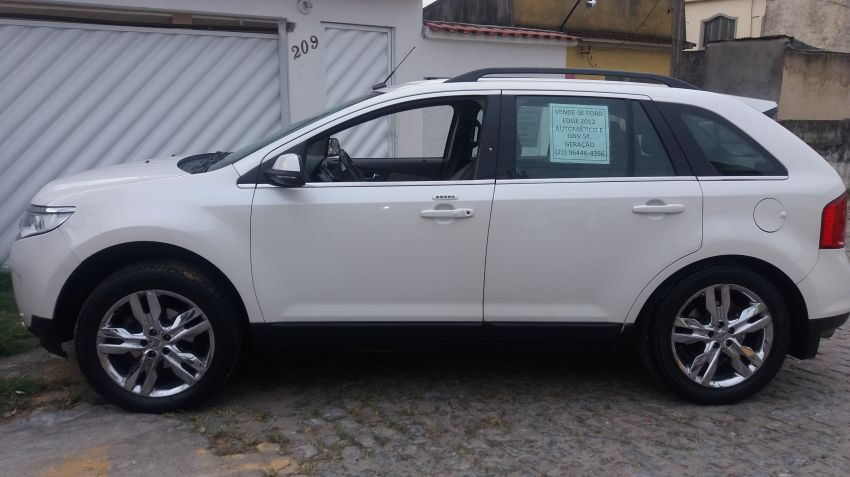 Ford Edge Limited 3.5 FWD - Foto #3