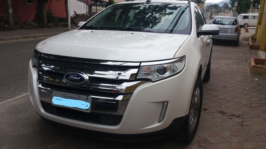 Ford Edge Limited 3.5 FWD - Foto #8