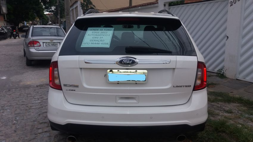 Ford Edge Limited 3.5 FWD - Foto #9
