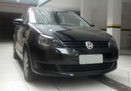 Volkswagen Polo Sedan 1.6 8V I-Motion (Flex) (Aut)