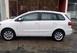 Volkswagen SpaceFox 1.6 16V MSI Highline (Flex)