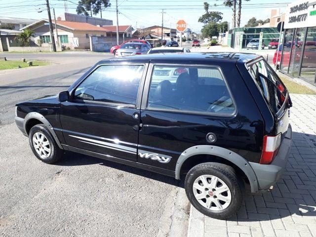 Fiat Uno Mille Way Economy 1.0 MPI 8V Flex - Foto #5