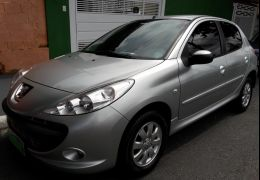 Peugeot 207 Hatch XR S 1.4 8V (flex)