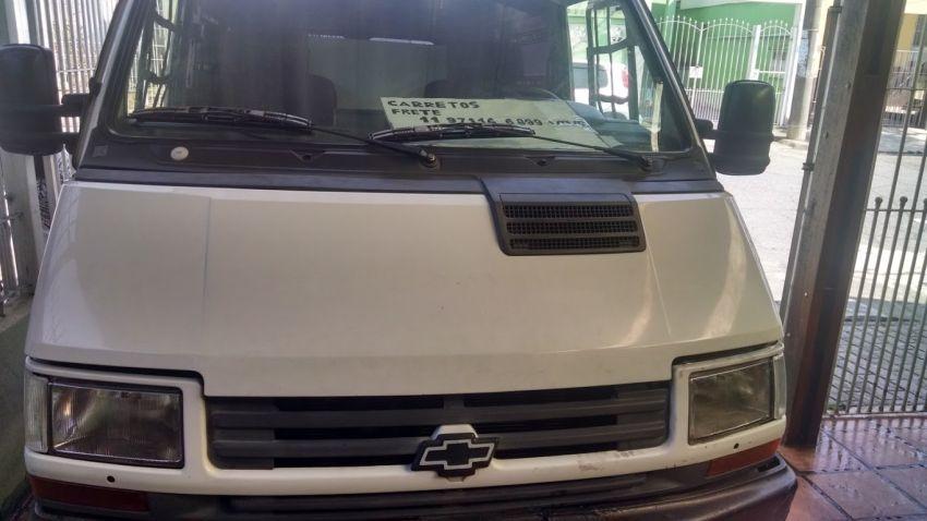 Chevrolet Trafic Furgao 2.2 (Chassi curto) - Foto #1