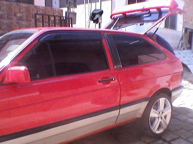 Volkswagen Gol GTS 1.8 S - Foto #3