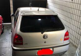 Volkswagen Gol City 1.6 8V (Álcool)
