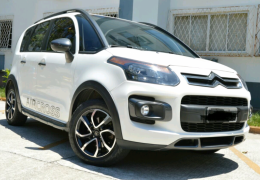 Citroën Aircross Exclusive 1.6 16V (flex) (aut)