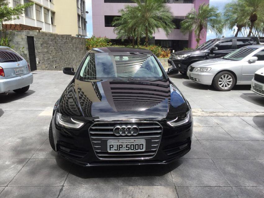 Audi A4 1.8 20V (aut) - Foto #1