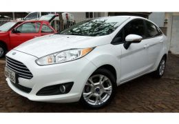 Ford Fiesta Sedan SE Plus 1.6 RoCam (Flex)