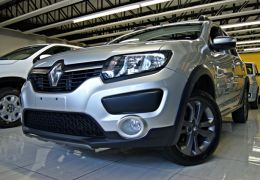 Renault Sandero Rip Curl 1.6 8V (Flex)