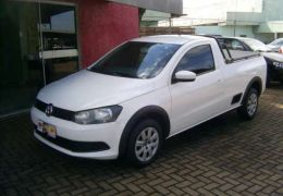 Volkswagen Saveiro City 1.6 8V (Flex)