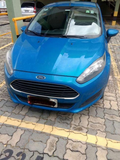 Ford New Fiesta 1.5 S - Foto #1