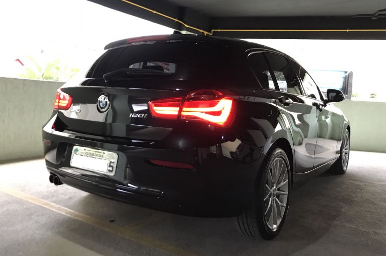 BMW 120i Sport ActiveFlex - Foto #3