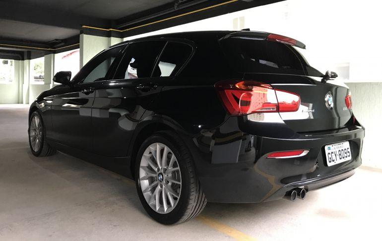 BMW 120i Sport ActiveFlex - Foto #4