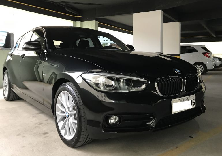 BMW 120i Sport ActiveFlex - Foto #1